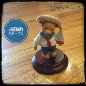 ❤️3/$15 Upstairs Downstairs Bears figurine